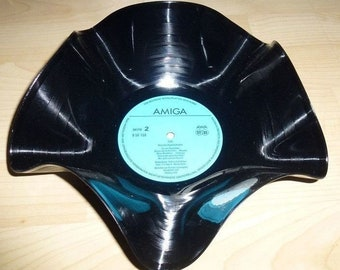 Records bowl large
