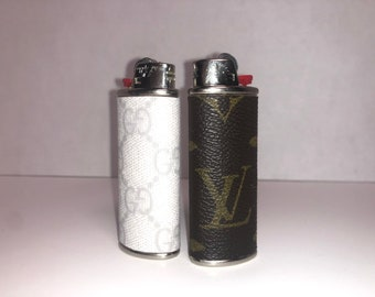 1d121782edb Louis Vuitton   Gucci Lighter Cover Bundle