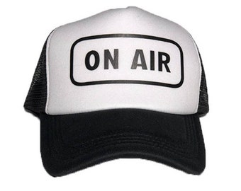b6cb12029d4 ON AIR HAT- The perfect gift for radio and tv host