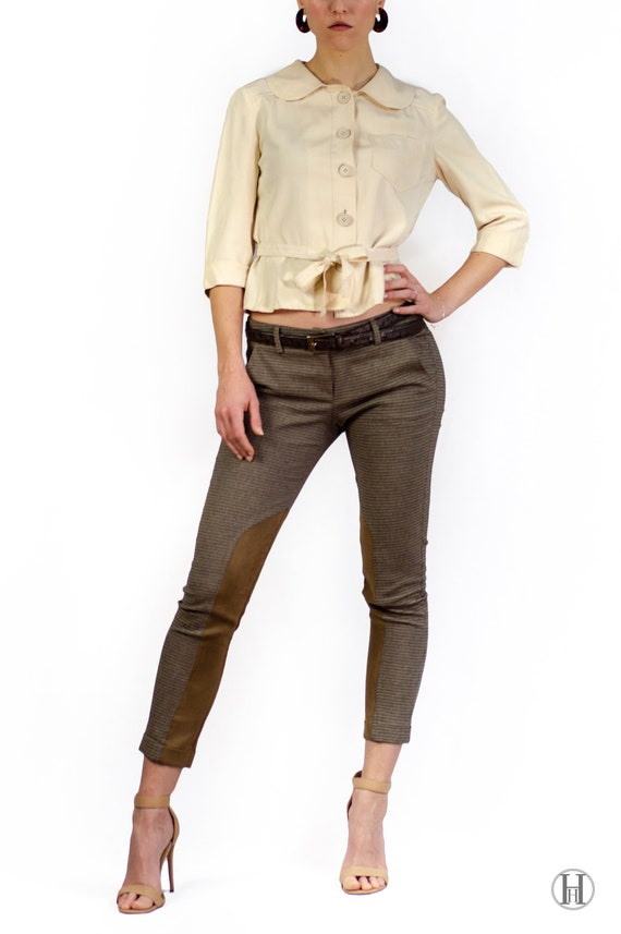 MyF Vintage Breeches Trousers