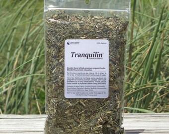 Tranquilin™ Herbal Blend | SCO Herbal Blends