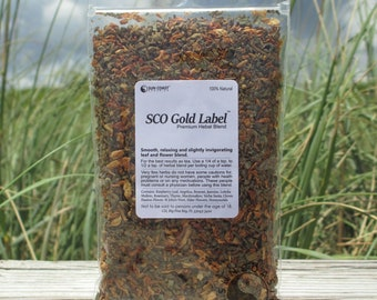 SCO Gold Blend™ | Sun Coast Organics Herbal Blends