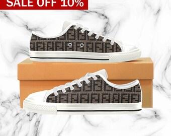 4283a2d37daa Fendi Low Top Shoes