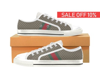 99acdc9cfab Gucci Low Top Shoes