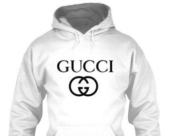 322883779e4 Gucci Unisex Classic Pullover Hoodie