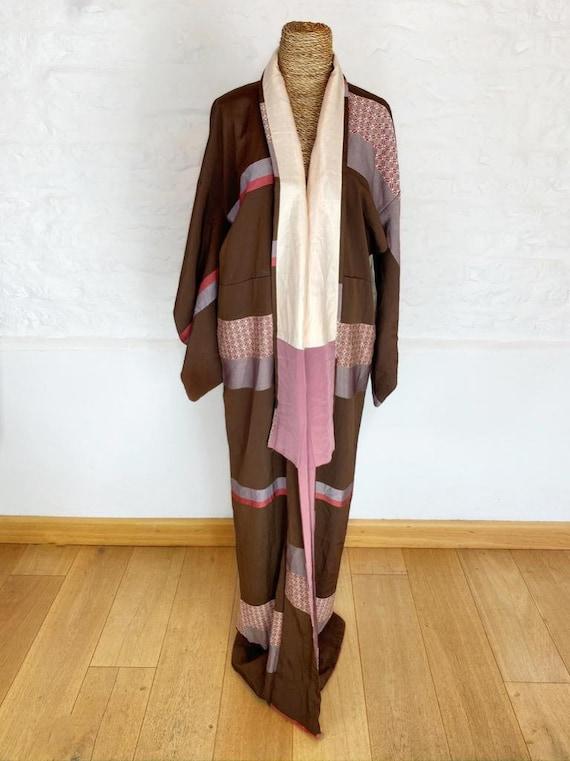 Picasso Patchwork Kimono