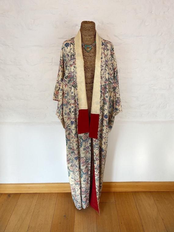 Flora's Robe Kimono