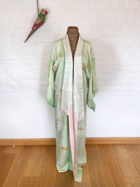 Green Day Kimono