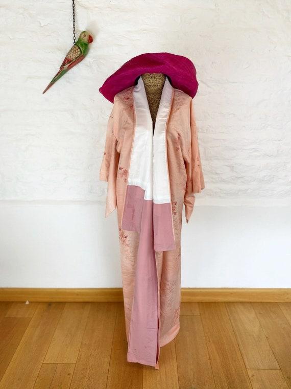Pink on Pink Kimono