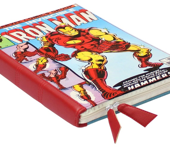 IRONMAN #2 PERSONALISED PENCIL CASE