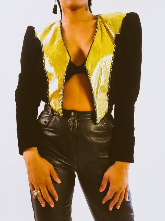 Black Leather Pants - image 3