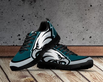 Eagles Shoes Etsy