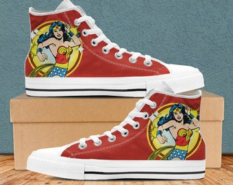 39b932a977e0 Wonder woman shoes