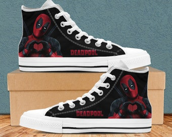 5ad9fc5ee7c7 Superhero shoes