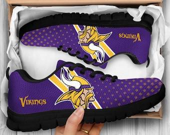 Minnesota Vikings Shoes 63b9e2d23