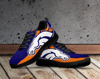 denver broncos sneakers women