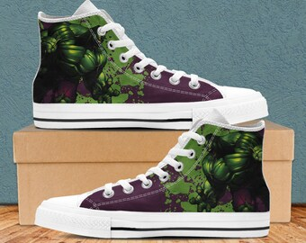 6f3aed13fde134 Incredible Hulk Shoes