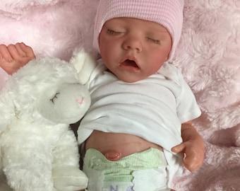 34dd0395c Twin A by Bonnie Brown, reborn baby doll