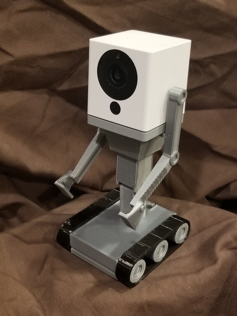 Wyze Cam Butter Robot - Free Shipping & now in Silver and Black
