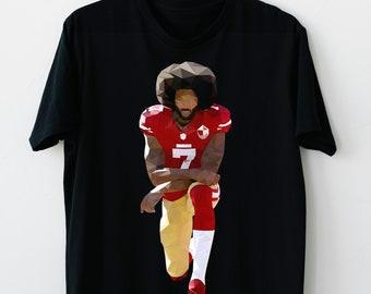 Colin Kaepernick Jersey tshirt  Colin Kaepernick   black lives matter  i m  with kap  football kaep  colin kaepernick 7 17b11c3f2