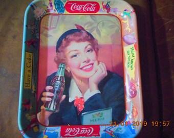 a54045ed9808d Coca cola tray