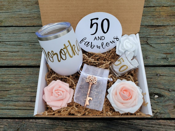 50th Birthday Signature Numbers Find Me A Gift
