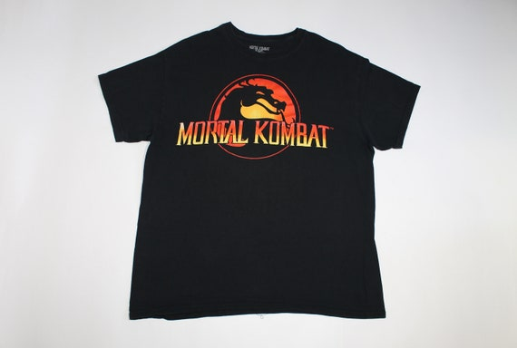 Mortal Kombat shirt Men's size L