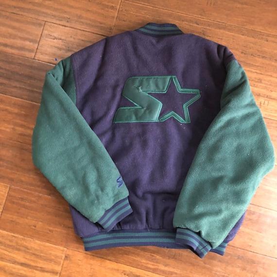 Starter letterman jacket | S