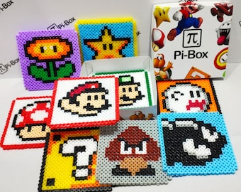 Super Mario 8 Bit Art Super Mario Bros 2 Mario Pixel Art