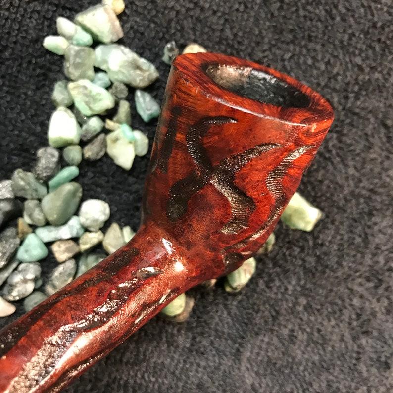 RESTORED charming KBB Yello-Bole Imperial Dublin filter ready vintage pipe