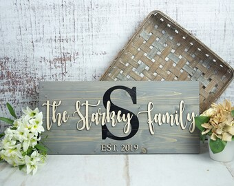 8d399636ea8a Family name signs