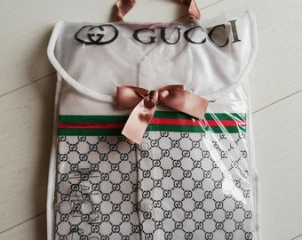 219af162c0e Gucci Style Baby Boys and Girls Gift Sets Hospital Sets 7 Pcs Newborn Sets  Baby SHOWER GIFTS Clothes Luxury SETS Sleep suit sets body suit