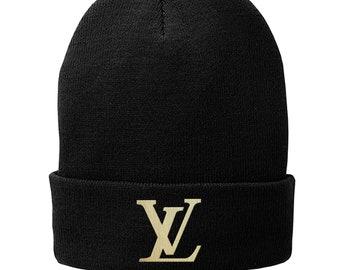 cc37c251d7a22 Louis Vuitton Winter Fleece lined Hat - Skull Cap - Beanie 3132 Gold
