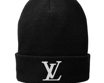 ab3da7a27f2e8 Louis Vuitton Winter Fleece lined Hat - Skull Cap - Beanie 3132 White