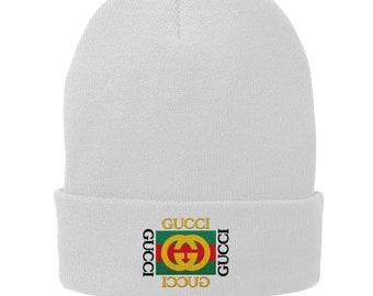 e2103e01ece Gucci Winter Hat - Skull Cap - Beanie Black 3062
