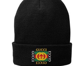 Gucci Winter Hat - Skull Cap - Beanie White 3061 27f43ed4558