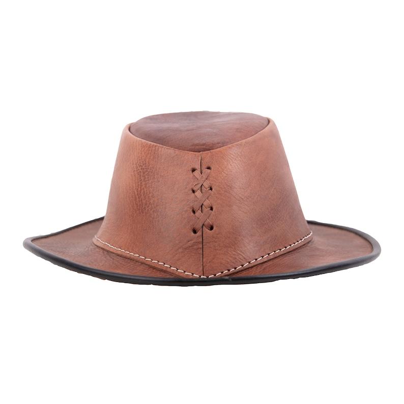 western hat cowboy hat mens cowboy hat cowboy hat women leather cowboy hat men Boho Fedora Hat leather cowboy hat western hat women