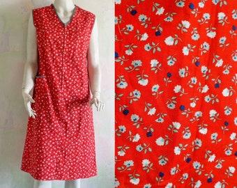 de49bd30cb257c Vintage 70s-80s Home dress