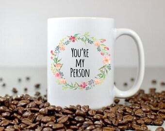 98b9b688688 Greys anatomy mug | Etsy