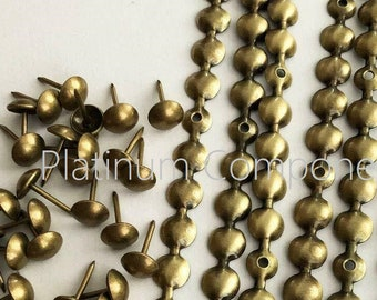 STUDS STRIPS 1 METER 200 METERS BRAND NEW GOLD UPHOLSTERY NAILS TACKS