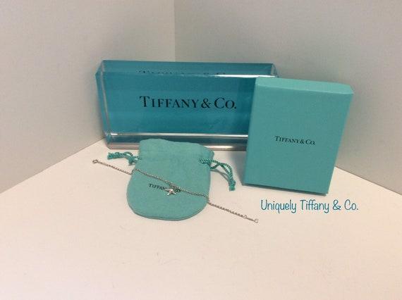 Authentic Tiffany & Co. Elsa Peretti Starfish Brac