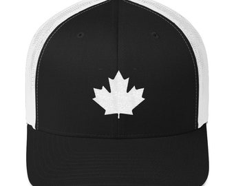 9293d368f Maple leaf hat | Etsy