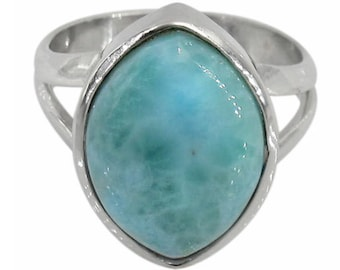 SGM383706-14 Karat Gold-plated Sterling Silver Spike Pencil Cut Chalcedony Split Ring Mood Ring