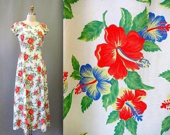 Hawaiian Vintage Cocktail Dresses
