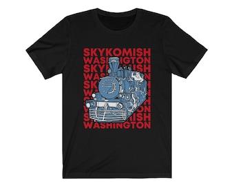 Skykomish Train
