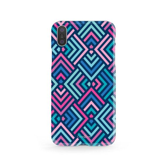 Geometric iPhone Samsung Galaxy LG Google Pixel Phone Case