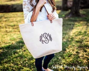 979b5bd1ccf2 Monogram beach bag