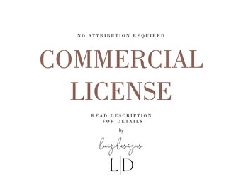 Commercial License, Business Use License