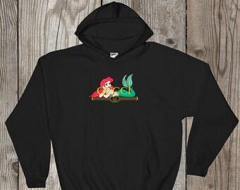 30c9dd1bf4a Mermaid hoodie
