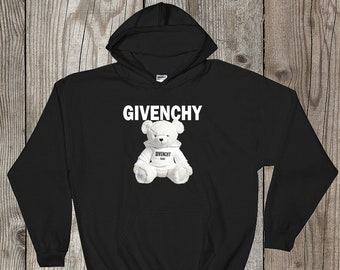 7eacc2982 Givenchy Hoodie, Givenchy Bear Sweater, Givenchy Sweatshirt, Givenchy  Pullover Hoody Hoodie, Givenchy Inspired, Designer Streetwear, Unisex